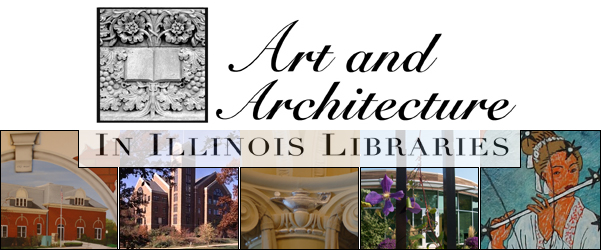 Art and Architecture in Illinois Libraries